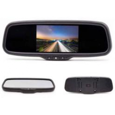 Rear-view monitor